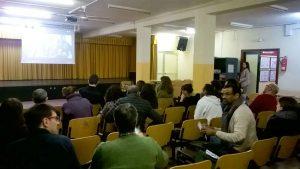Formación sobre el Programa MUS-E en el IES Salvador Dalí de Leganés