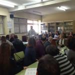 Formación para docentes del IES Tierno Galván de Leganés