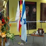 Inauguración muestra 'Primo Levi', de Sofía Gandarias, en Jerusalén