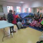 Día Escolar de la Paz en el CPEE Sor Juan Inés de la Cruz de Fuenlabrada
