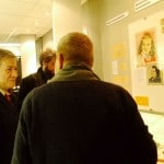 Recorrido por el Museo de la Resistencia, en Champigny-sur-Marne.