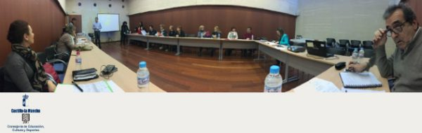 Primera reunión de coordinación para curso MUS-E Castilla-La Mancha 2016-2017