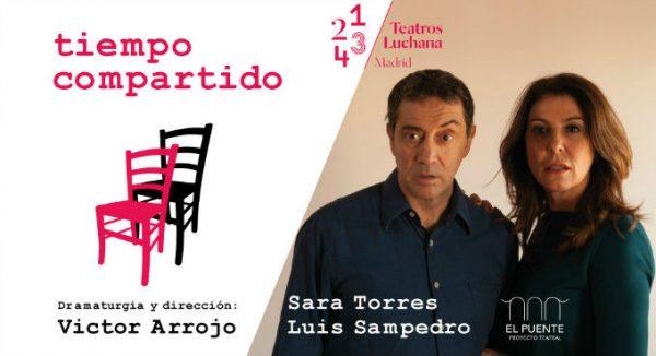 Teatro experimental en Madrid: 'Tiempo Compartido', con Luis Sampedro