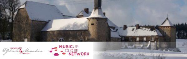 Encuentro internacional de artistas del proyecto Music Up Close Network