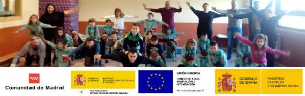 Sesión para familias en el CEIP José de Echegaray de Madrid