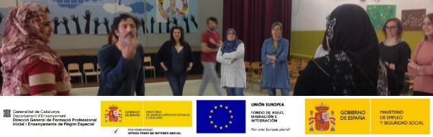 Formación MUS-E para docentes y familias de la Escola La Pau de Barcelona