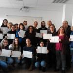 Formación MUS-E para docentes y familiares del CEEE Santa Rosa de Lima de Málaga