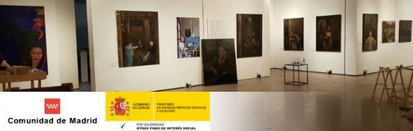 Visitas-taller a la exposición 'Mujeres' en Madrid