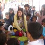 Jornada con familias en el CEIP Séneca de Parla