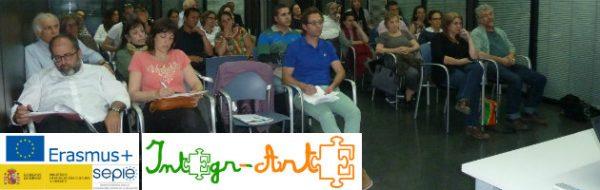 El II Encuentro Integr-Arte Erasmus+ se celebrará en Roma