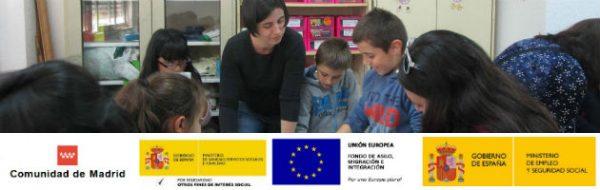 Sesiones Educ-Arte para familias en el CEIP Vicálvaro