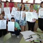 Sesiones MUS-E con familias en el CEIP María Milagros Acosta García de La Palma