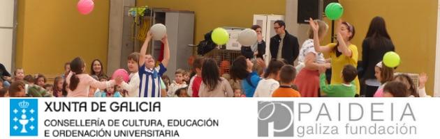 Sesiones MUS-E con familias en el CEIP Ría do Burgo de Culleredo y Día MUS-E 2017