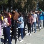Día MUS-E 2017 en el IES Enrique Tierno Galván de Leganés