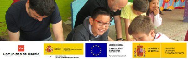 Sesiones Educ-Arte para familias en el CEIP Antonio Machado de Majadahonda
