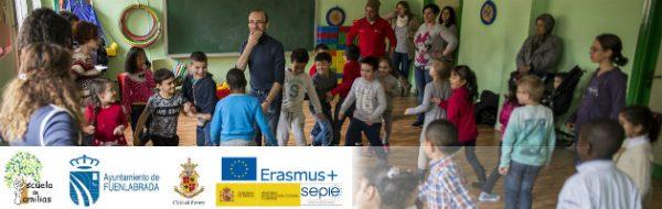 Escuela de Familias en Fuenlabrada contra el racismo y la xenofobia
