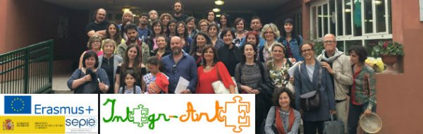 Así fue el II Encuentro Integr-Arte Erasmus+ en Roma
