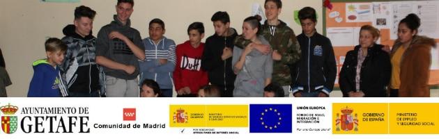 Sesiones MUS-E para familias de alumnos y alumnas del IES ACE La Senda de Getafe
