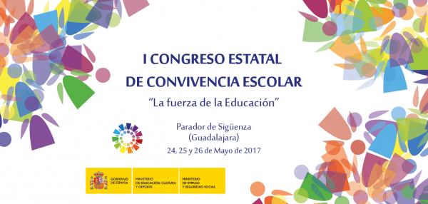 Celebrado el I Congreso Estatal de Convivencia Escolar