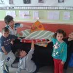 Sesión con familias del CEIP Santa Ana de Pedrezuela