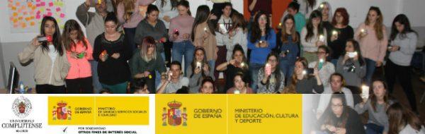 Formación y sesión MUS-E en Educación Social de la Complutense
