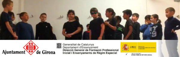 'Viajeros'... en el tiempo, de la Escola Àgora de Girona