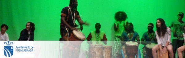 Día de África 2017 en Fuenlabrada