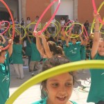Día MUS-E 2017 en el distrito de Ciutat Vella de Barcelona