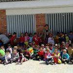 Día MUS-E 2017 en la Escola Pepa Colomer