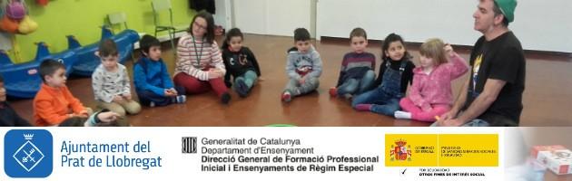 Curso MUS-E 2016-2017 en la Escola Pepa Colomer
