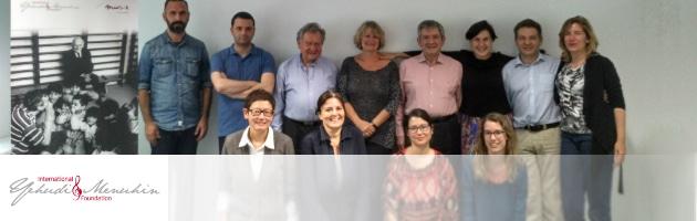 MUS-E ICC Meeting 2017