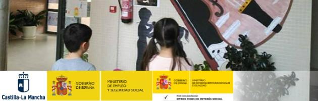 Día MUS-E 2017 en el CEIP Jardín de Arena