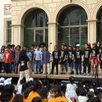 Fiesta de la Primavera y Día MUS-E en la Escola Milà i Fontanals