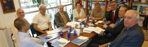 Reunión del Patronato de la FYME, 12 de junio de 2017