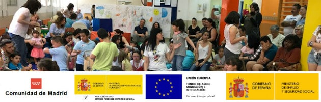 Sesión con familias del CPEE Sor Juana Inés de la Cruz