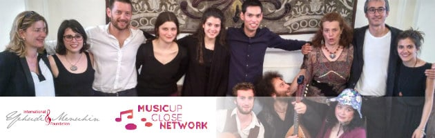 Segunda residencia de artistas 'Music Up Close Network' en Bélgica