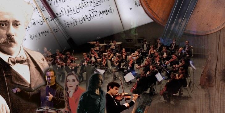 Imagen promocional del Concierto Benéfico Sarasate Il Divo