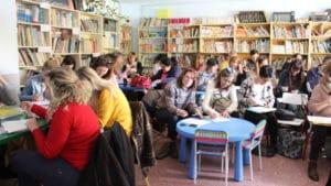 Formación para docentes en el CEIP Valdemera de Velilla de San