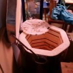 Horno de cerámica