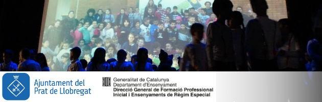 Curso MUS-E 2017-2018 en la Escola Pepa Colomer del Prat de Llobregat, primer trimestre