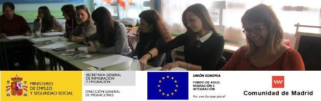Sesión de formación para docentes en el CEIP Calderón de la Barca de Leganés