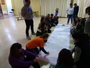 Sesión de formación para docentes en el CEIP Nuestra Señora del Remolino de El Molar