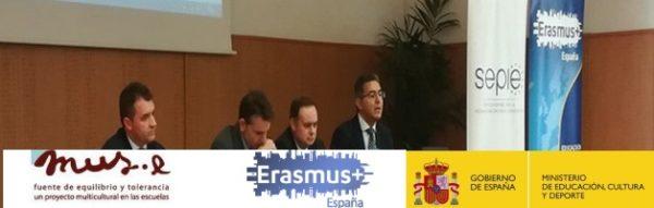 El programa MUS-E, presente en las jornadas educativas del SEPIE en Ceuta