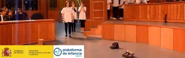 'Ponte en mis zapatos, ponte en mi lugar', una coreografía sobre los derechos de la infancia