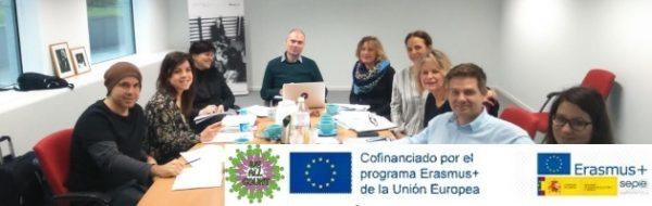 Reunión de Coordinación Erasmus+ 'We All Count'