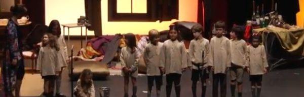 Arte en Escena: Jorge López y su obra de teatro 'Los niños perdidos de la señorita White'