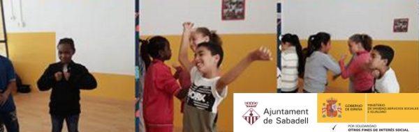 MUS-E en la Escola Joan Maragall de Sabadell