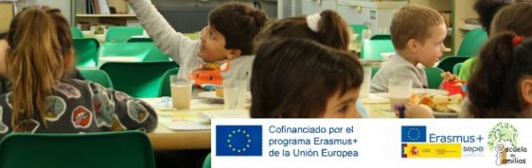 'Desayuno Saludable' en el CEIP Rayuela de Fuenlabrada
