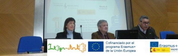 Celebrado el Tercer Encuentro Proyecto Erasmus+ Integr-Arte: Évora y Badajoz