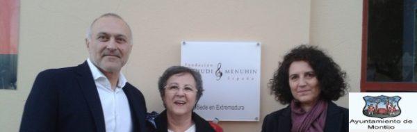 Inaugurada la sede de la Fundación en Montijo